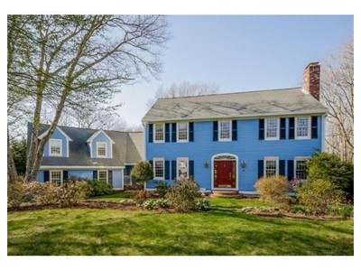 Single Family for sales at 12 Old Farm Ln  Sandwich, Massachusetts 02537 United States