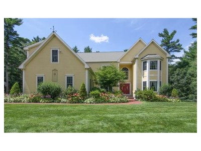 Single Family for sales at 220 Newtown Road  Acton, Massachusetts 01720 United States