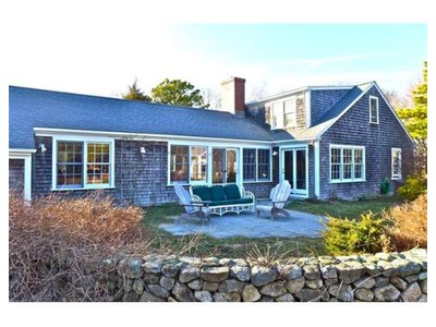 Single Family for sales at 38 Panhandle Rd  West Tisbury, Massachusetts 02575 United States