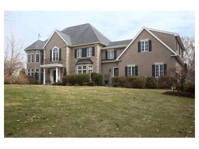 Single Family for sales at 20 Deerfield Dr  Milton, Massachusetts 02186 United States