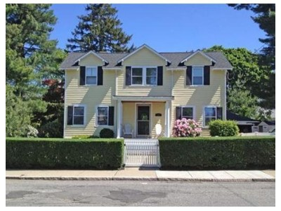 Single Family for sales at 35 Derby Street  Newton, Massachusetts 02465 United States