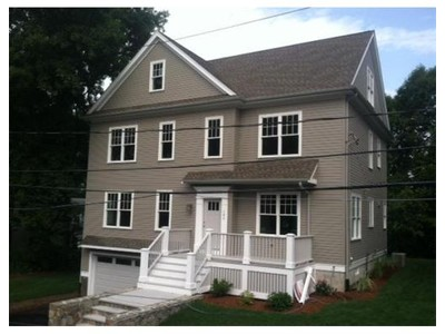 Single Family for sales at 145 Newfield Street  Boston, Massachusetts 02132 United States