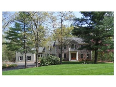 Single Family for sales at 196 Newtown Road  Acton, Massachusetts 01720 United States