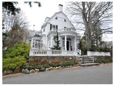 Single Family for sales at 9 Lawrence Rd  Newton, Massachusetts 02467 United States