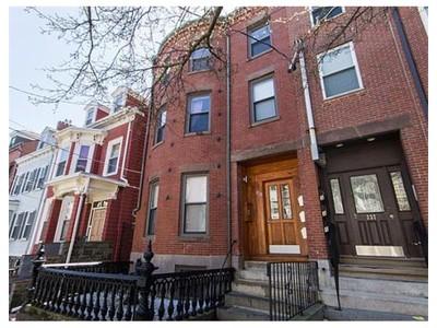 Multi-Family Home for  at 239 Webster Street  Boston, Massachusetts 02128 United States