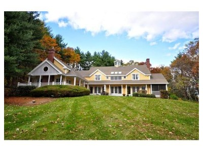 Single Family for sales at 286 South Great Road  Lincoln, Massachusetts 01773 United States
