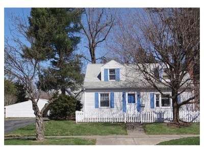 Single Family for sales at 232 Maple Rd  Longmeadow, Massachusetts 01106 United States