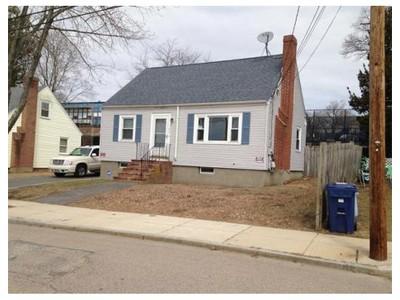 Single Family for sales at 22 Van Brunt St  Boston, Massachusetts 02136 United States
