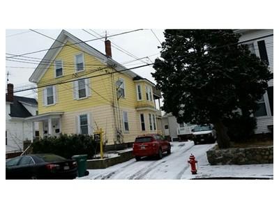 Multi Family for sales at 49 Kirtland St  Lynn, Massachusetts 01905 United States