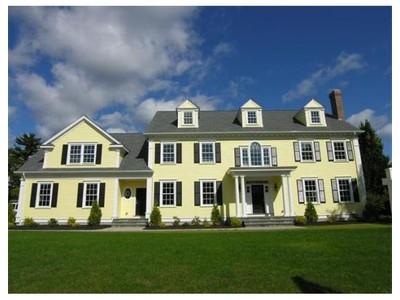 Single Family for sales at 17 Carleton Drive  Needham, Massachusetts 02492 United States