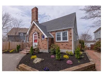 Single Family for sales at 6 Fairview Ave  Swampscott, Massachusetts 01907 United States