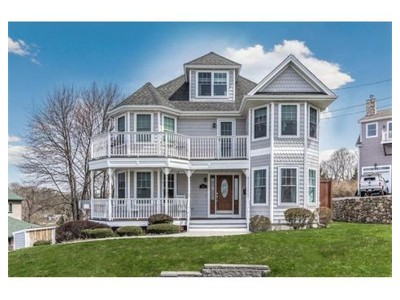 Single Family for sales at 106 Highland Ave  Hull, Massachusetts 02045 United States