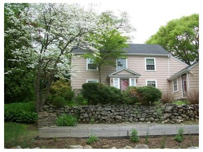 Single Family for sales at 110 Salem Rd  Topsfield, Massachusetts 01983 United States