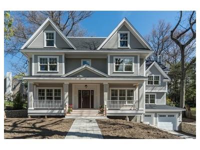 Single Family for sales at 36 Newbrook Circle  Newton, Massachusetts 02467 United States