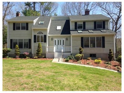 Single Family for sales at 95 Country Club Rd.  Dedham, Massachusetts 02026 United States