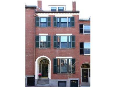 Single Family Home for sales at 60 Chestnut Street  Boston, Massachusetts 02108 United States