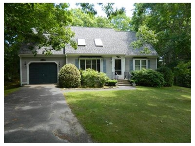 Single Family for sales at 3 Acorn Circle  Bourne, Massachusetts 02559 United States