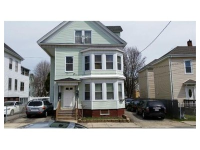 Multi Family for sales at 1 Kimball St  Haverhill, Massachusetts 01830 United States