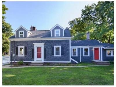 Single Family for sales at 12 Southwick St  Salem, Massachusetts 01970 United States