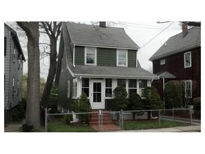 Single Family for sales at 39 Bartlett Ave  Belmont, Massachusetts 02478 United States