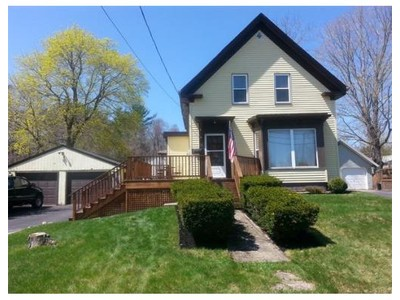 Single Family for sales at 484 N Quincy St  Brockton, Massachusetts 02302 United States