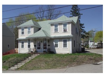 Multi Family for sales at 1370-1372 Pleasant St  Weymouth, Massachusetts 02189 United States