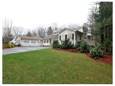 Single Family Home for sales at 77 Forest Road  Millis, Massachusetts 02054 United States