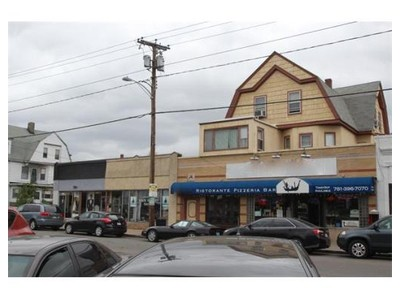 Commercial / Industrial for sales at 0 Main St  Medford, Massachusetts 02155 United States