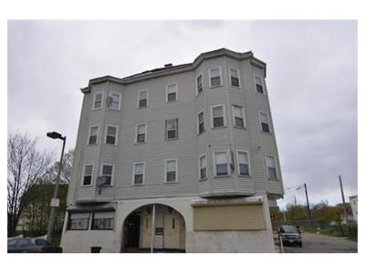 Multi Family for sales at 194-200 Blue Hill Avenue  Boston, Massachusetts 02119 United States