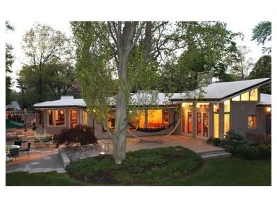 Single Family for sales at 152 Homer St.  Newton, Massachusetts 02459 United States