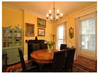 Multi-Family Home for  at 6 Ringgold Street  Boston, Massachusetts 02118 United States