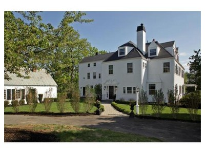 Single Family for sales at 271 Adams St  Milton, Massachusetts 02186 United States