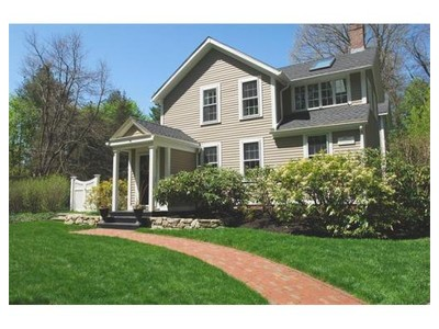 Single Family for sales at 11 Wood St  Concord, Massachusetts 01742 United States