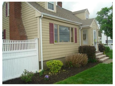 Single Family for sales at 675 East Squantum Street  Quincy, Massachusetts 02171 United States