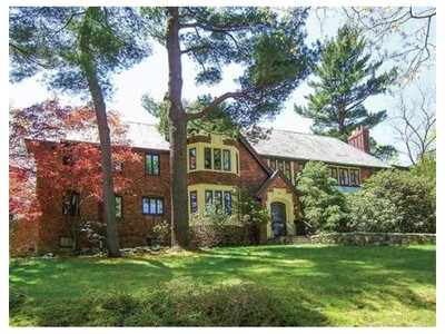 Single Family for sales at 90 Holland Road  Brookline, Massachusetts 02445 United States