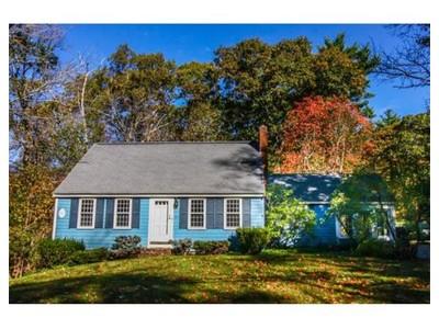 Single Family for sales at 1043 East Washington Street  Hanson, Massachusetts 02341 United States
