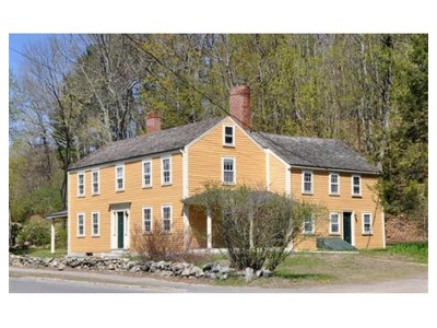 Rentals for rentals at 663 Lexington Rd.  Concord, Massachusetts 01742 United States