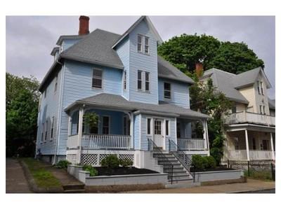Multi Family for sales at 23 Wabon St  Boston, Massachusetts 02121 United States