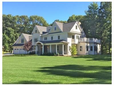 Single Family for sales at 48 Scott Road  Needham, Massachusetts 02492 United States
