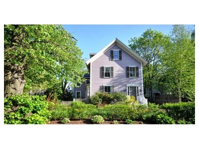 Single Family for sales at 333 Main St  Concord, Massachusetts 01742 United States