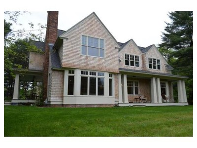 Single Family for sales at 73 Weston Rd  Lincoln, Massachusetts 01773 United States