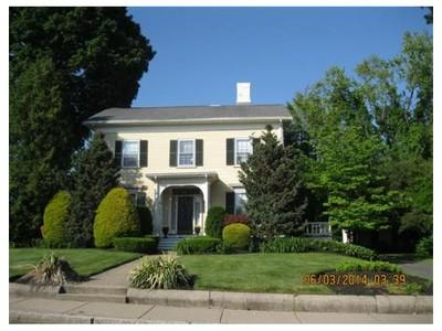 Single Family for sales at 87 Mount Vernon St  Boston, Massachusetts 02132 United States