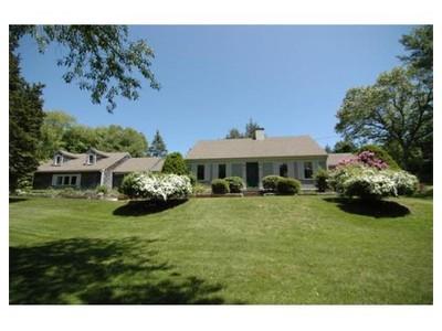 Single Family for sales at 6 Jones River Dr  Kingston, Massachusetts 02364 United States