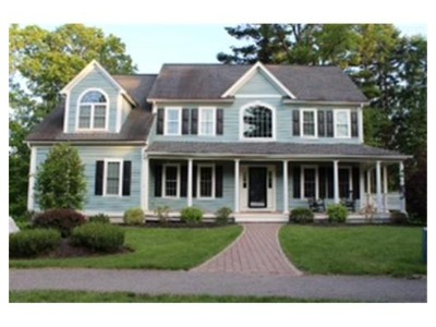 Single Family for sales at 50 June Terrace  Canton, Massachusetts 02021 United States