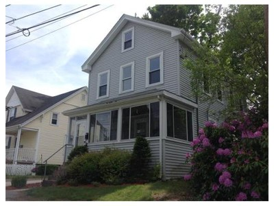 Multi Family for sales at 7 Edgehill Rd  Woburn, Massachusetts 01801 United States