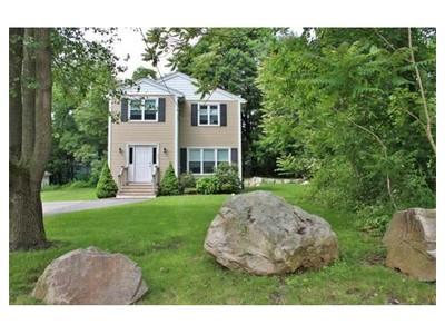 Single Family for sales at 170 Arthur St  Brockton, Massachusetts 02302 United States