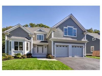Single Family for sales at 34 Hazel Lane  Needham, Massachusetts 02494 United States