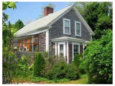 Single Family for sales at 60 Depot Road  Eastham, Massachusetts 02642 United States