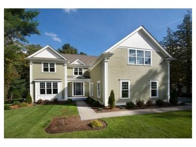 Single Family for sales at 2 Fuller Brook Road  Wellesley, Massachusetts 02482 United States