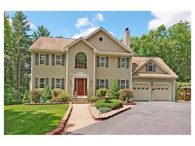Single Family for sales at 453 S Bolton Rd  Bolton, Massachusetts 01740 United States